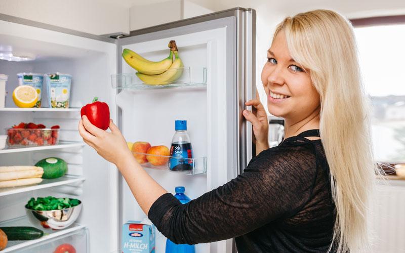 Gerne können wir uns Ihren Kühlschrank anschauen und ich zeige Ihnen anhand der Produkte die Sie tagtäglich zu sich nehmen, welche super und welche eher ungünstig sind und vor allen Dingen warum.